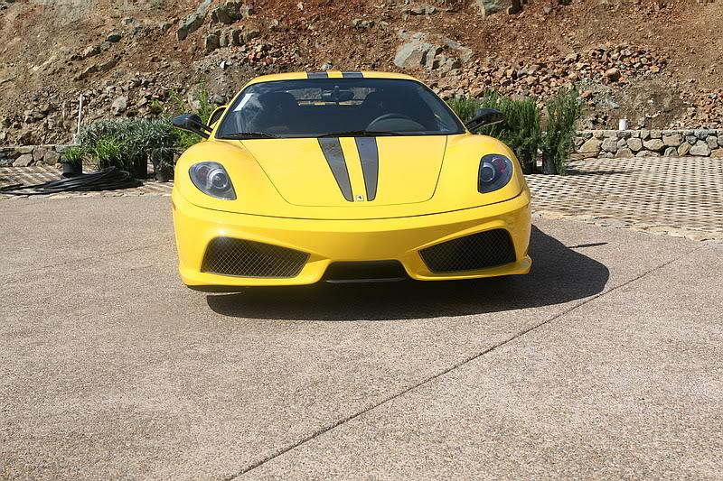 yellow scuderia targa trophy rally