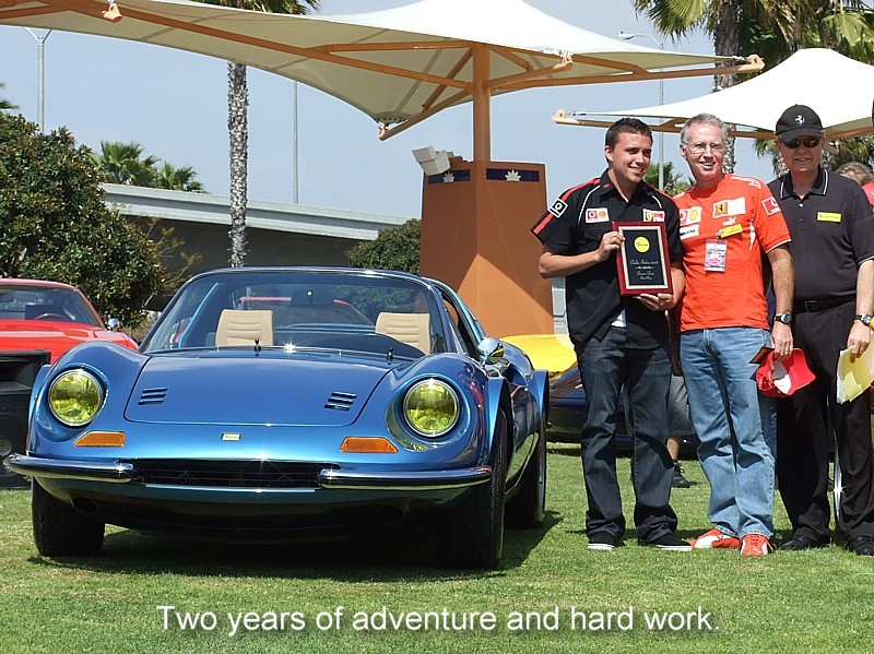 Jon Gunderson, Jeff Gunderson Best Dino Award