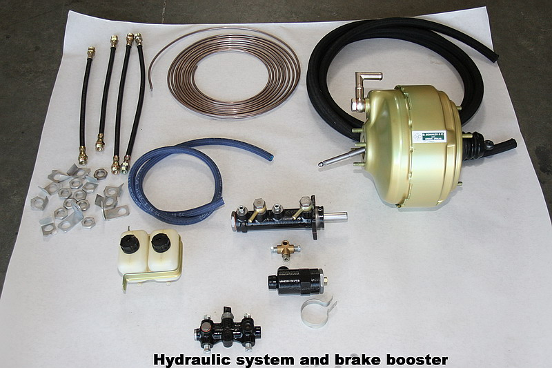 Dino 246 brake booster, Dino restoration, Jon Gunderson