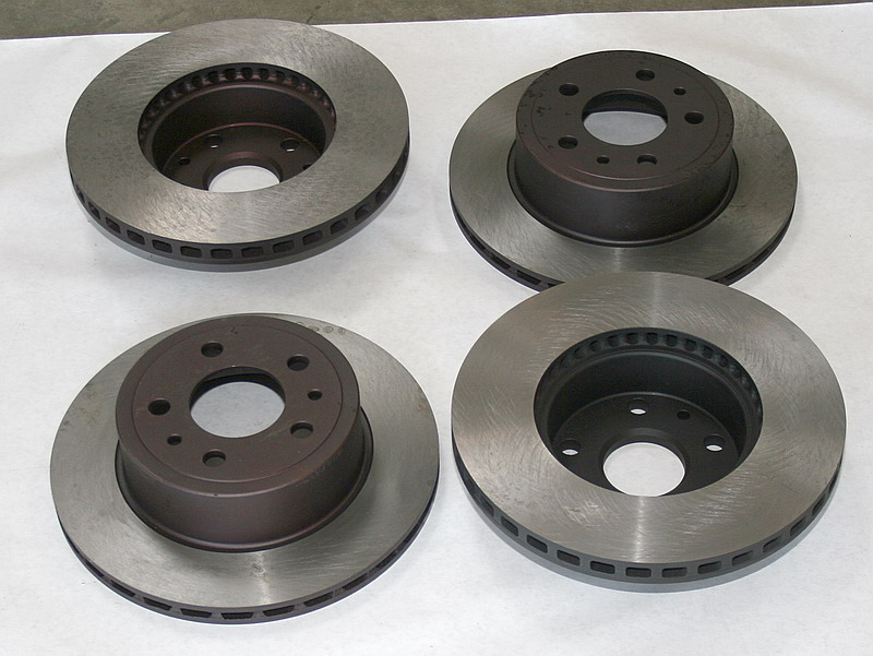 Dino 246 rotors, Dino restoration