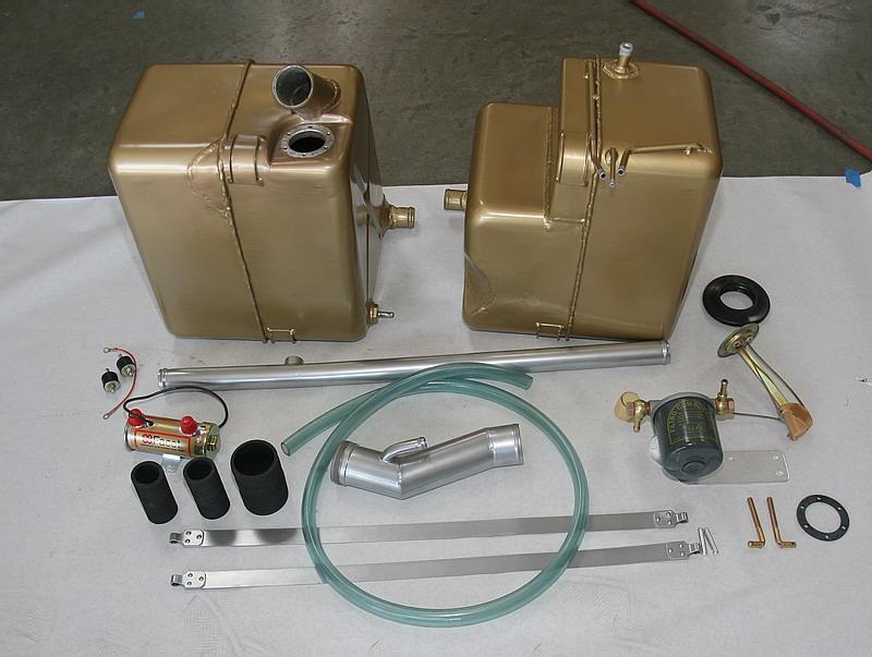 Dino 246 fuel system, Dino restoration