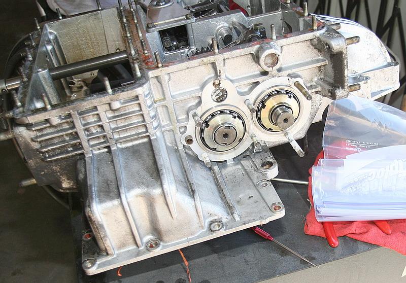 Dino 246 gearbox, Dino Restoration