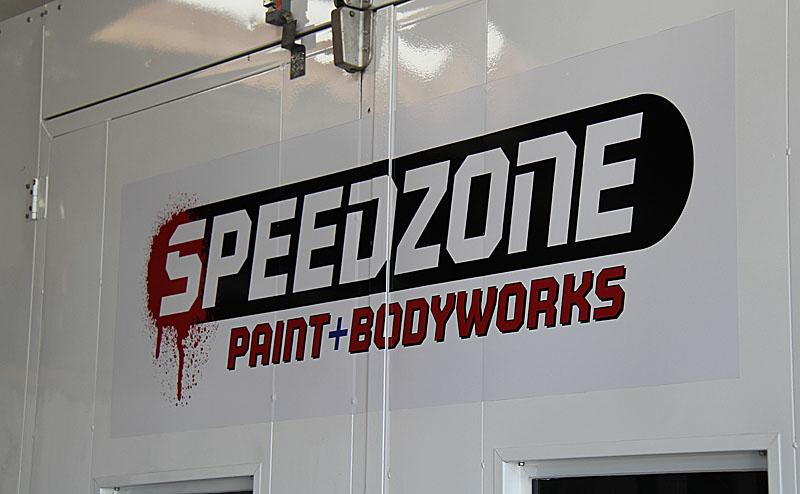 Speedzone painting ferrari Dino 06450, Dino Restoration, Jon Gunderson