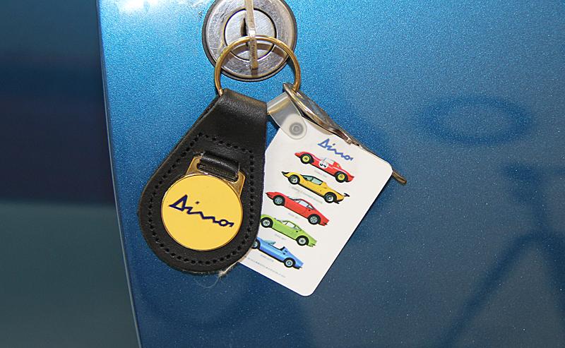 Ferrari Dino 246 Doors, Dino Restoration, Jon Gunderson