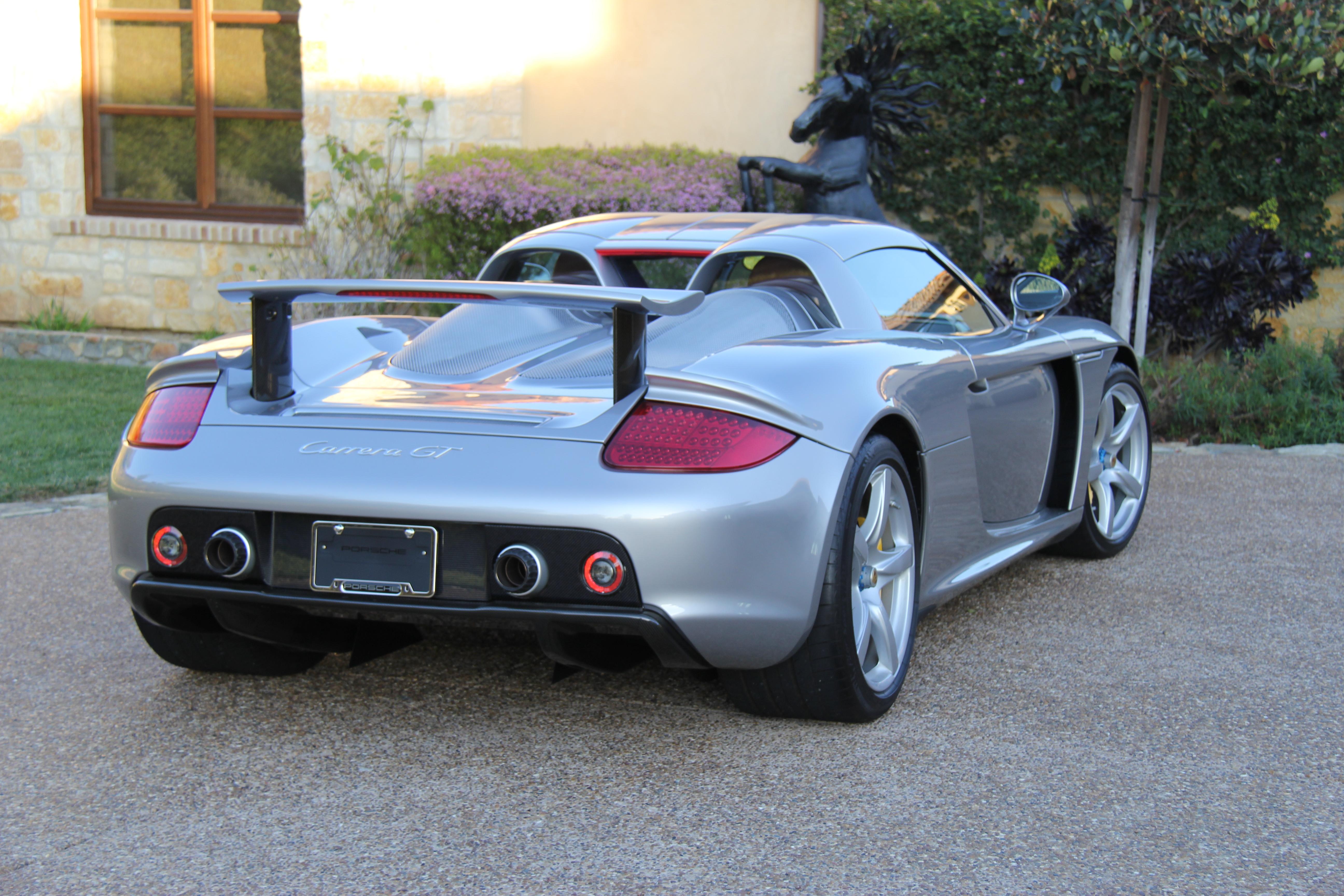 2005 Carrera GT, Dino Restoration, Jon Gunderson