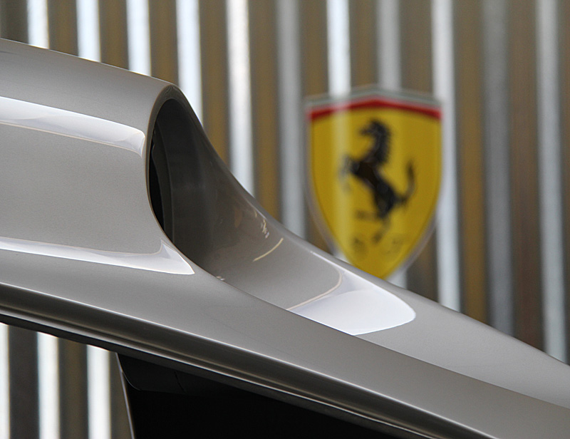Ferrari Dino assembly, Jon Gunderson, Dino Restoration