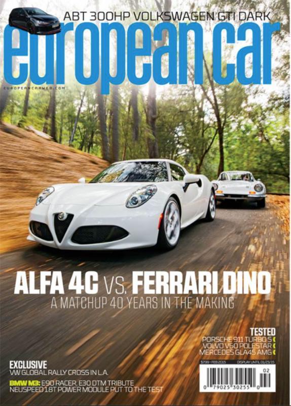 European Car Magazine, Dino246 GT, Dino Restoration, Jon Gunderson, omgjon